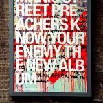 Plakat in JOINER STREET