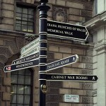 KING CHARLES STREET in London