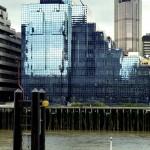im Hafen London Docks