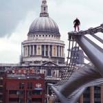 MILLENIUM BRIDGE in London