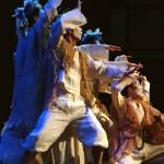 Shakespeare im Globe
