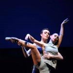 Ballett zu Bach tanzt