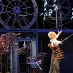 Oper zu Don Quichotte