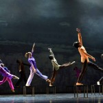 Ballett zu Train To Heaven