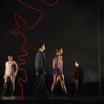 Tanz zu Trilogie