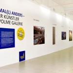 Ausstellung in der Mail
